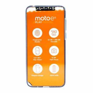Moto E6 Play - 2