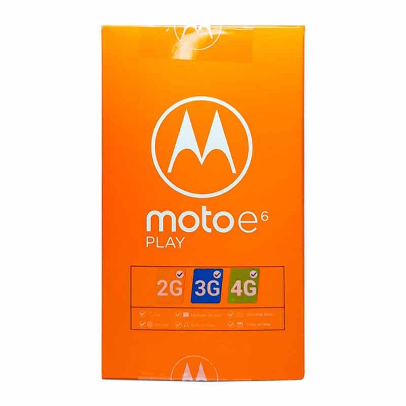 Caja Moto E6 PLAY -2